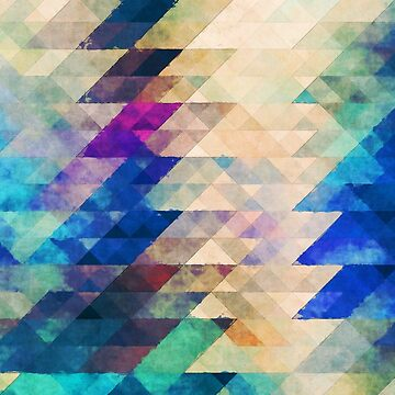 Geometric Abstract by perkinsdesigns