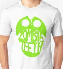 ZOMBIETEETH logo Unisex T-Shirt