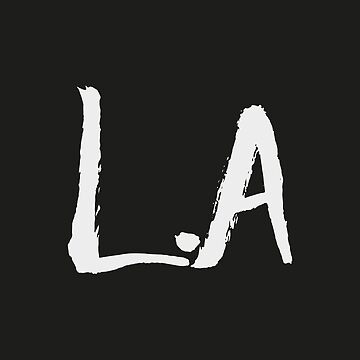 LA Brush Style - Los Angeles by mongolife