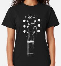 Only a Gibson Is Good Enough-1943-Gibson-J-45-Old Guitar-Music-Blues Classic T-Shirt
