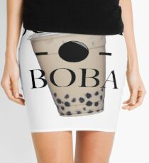 Bunch O Boba  Mini Skirt