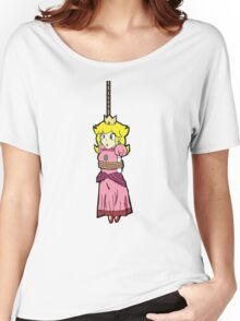 The Princess Is In Another Castle Women's Relaxed Fit T-Shirt
