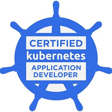 Kubernetes certified sticker by coderman