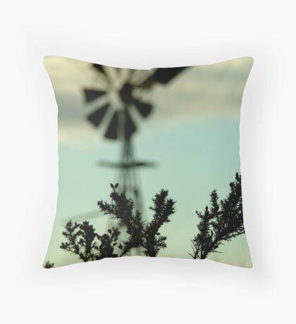 Australian Icon, Geelong District Throw Pillow