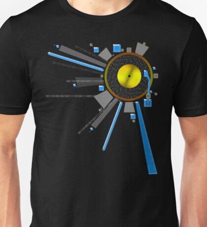 Digital Gold Record T-Shirt