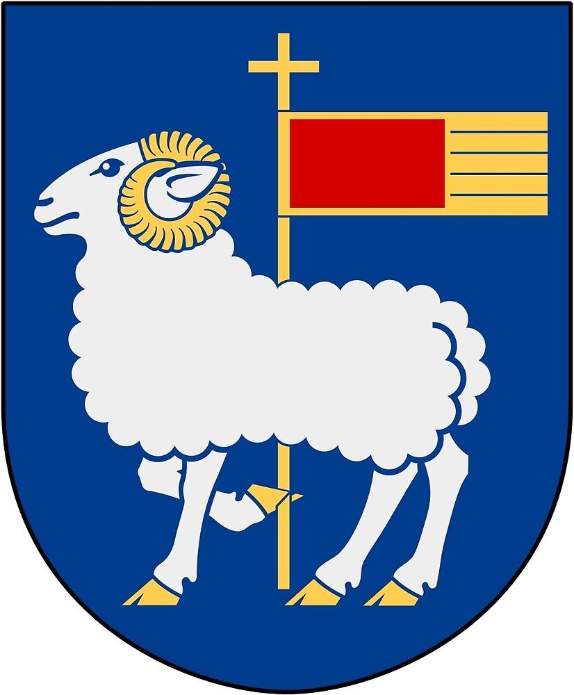 Gotland Coat of Arms  by abbeyz71