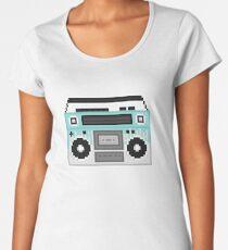 Stereo Women's Premium T-Shirt