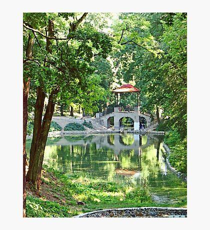 Park Alexandria -  Bila Tserkva,Ukraine Photographic Print