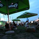 Festival beer tent by Mishimoto
