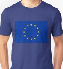 Flag of the European Union Unisex T-Shirt