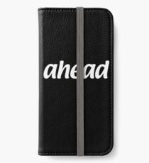 Quote iPhone Wallet/Case/Skin