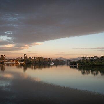 Sunrise at Mylestrom by colinsart