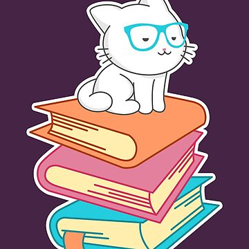Cats and Books by VomHaus