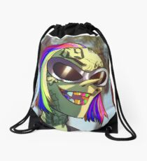 ace 6ix9ine Drawstring Bag