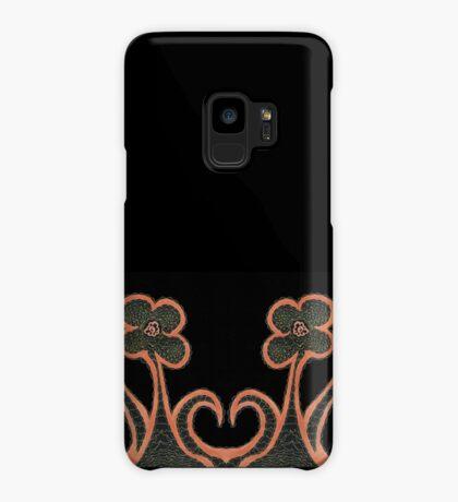 Fab Flower Case/Skin for Samsung Galaxy