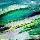 BREAKIN' WAVES  by WhiteDove Studio kj gordon