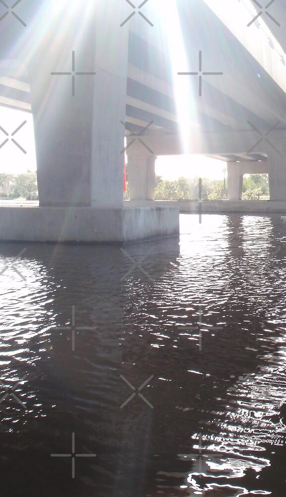 Beams Under the Bridge by KazM