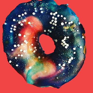 Donuts of the Stars - Space Doughnut by oggi0