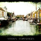 Nyhavn - Copenhagen by Jonicool