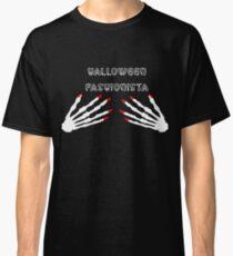Halloween Fashionista Classic T-Shirt