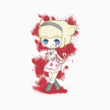 Evil Neko Lolita by Schizophrenic