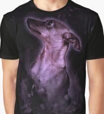 Smokey Dog Graphic T-Shirt