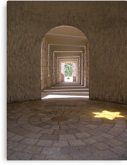 Miami Beach Holocaust memorial by Jaime Pharr