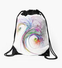 Bouquet of Colours Drawstring Bag