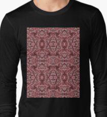 Rope Patterns 4 Long Sleeve T-Shirt