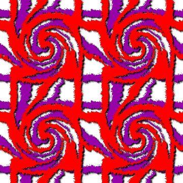 Swirl Pattern in Layers by MarkUK97