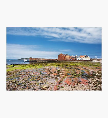 Tide Out at North Berwick Photographic Print