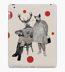 Anthropomorphic N°4 iPad Case/Skin