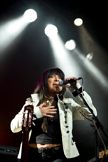 Buffy Sainte-Marie by Northline