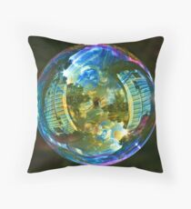 ~ Bubbly ~ Throw Pillow