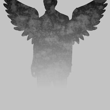 Shadow of Castiel by fabricate