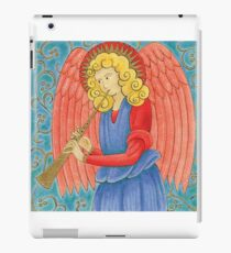 Angel musician  iPad Case/Skin