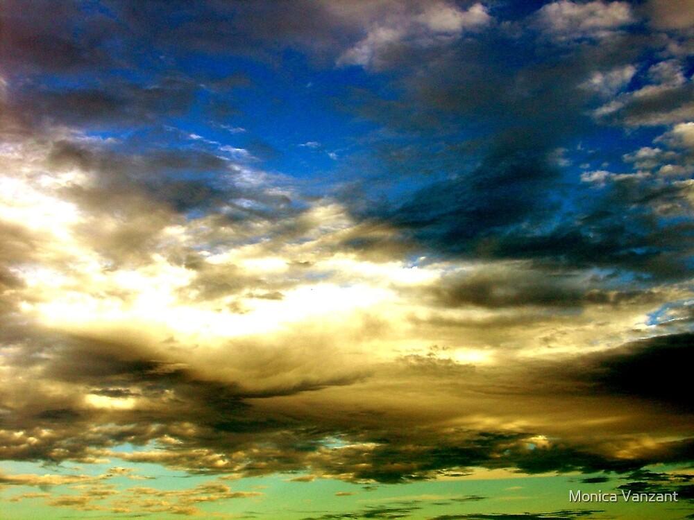 Skyscape v22 by Monica Vanzant
