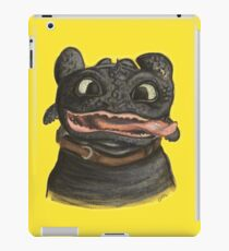 Goofy Toothless iPad Case/Skin