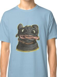 Goofy Toothless Classic T-Shirt