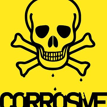 Corrosive skull by hollowsaibot