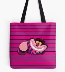 Cheshire-Katze Tote Bag