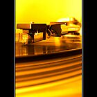 Yellow LP by cas slater