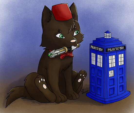 doctor who by furax1212