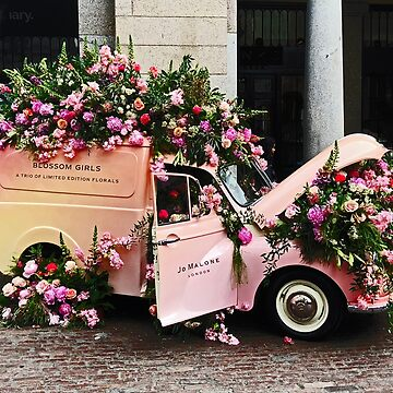 Blossom Buggy in Lovely London by KazM