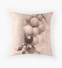 Early Grapes Floor Pillow