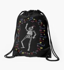Dead Mans' Party  Drawstring Bag