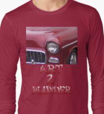 Classics 4-Red Long Sleeve T-Shirt