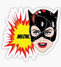 MISS KITTY Sticker