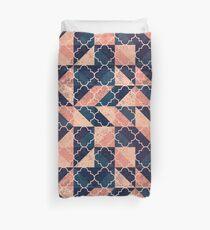 Arabesque Mosaic Duvet Cover