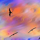 Birds Of Pedasi, In The Dry Arc Of Panama IV by Al Bourassa